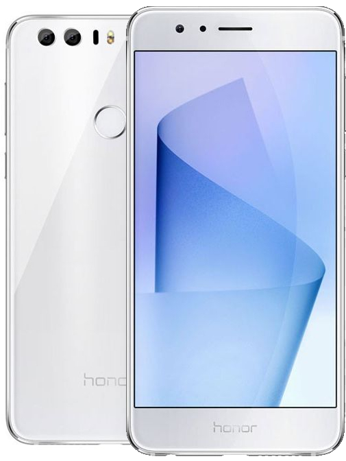 Смартфон Huawei Honor 8 64GB (белый)