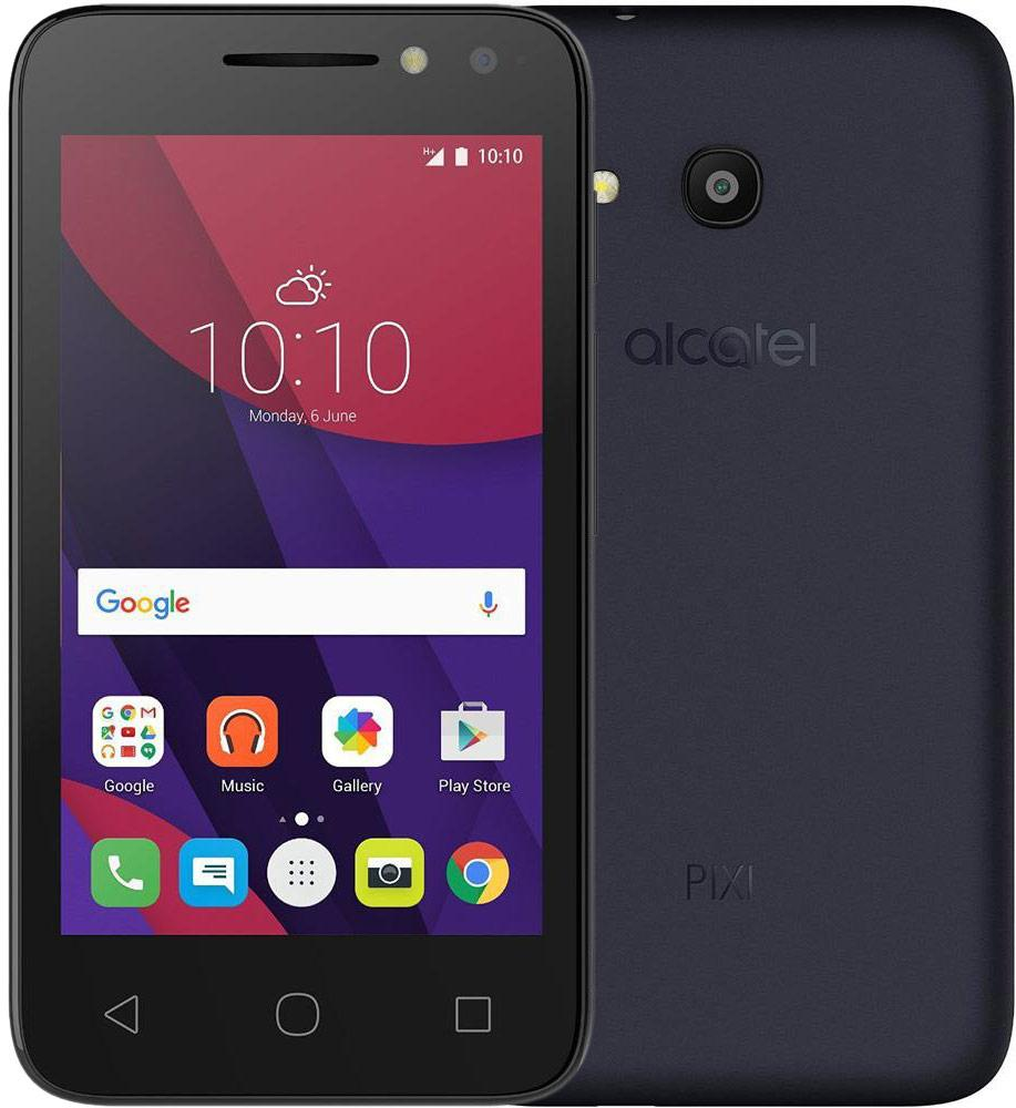 Смартфон Alcatel ONE TOUCH PIXI 4 4034D (синий)